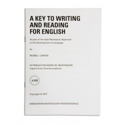 A key to writing and reading for Engish