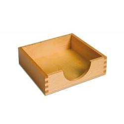 Paper box: 14x14cm