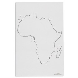 Africa: Outline (50)