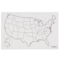 United States: State Boundaries (50)