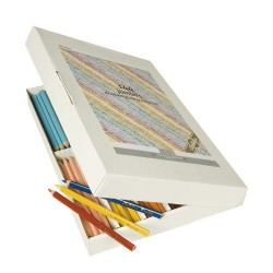 Jumbo pencils Goldline, Box of 144 pencils assorted colours