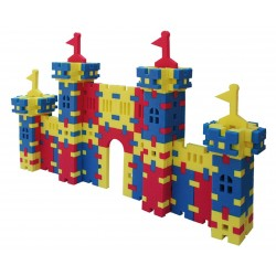 Happy castle bricks