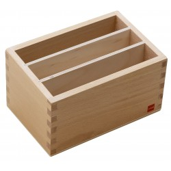 Geometric Form/Leaf Cards Box