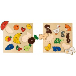 Inlay board - fruit
