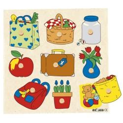 Hidden surprises puzzle - picnic