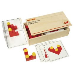 Building spatial - Additional set of construction blocks