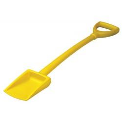 Spade length 65 cm, yellow