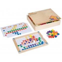 Мозайка - прозрачна рамка (38x27 см)