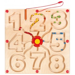 Motor skills boards - Numbers