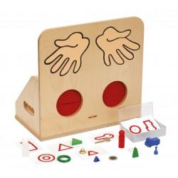 Tactile materials set 1