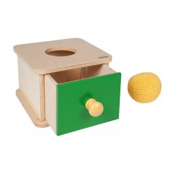 Imbucare Box With Knit Ball