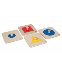 Single Shape Puzzle Set