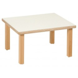Toddler Table: Small Rectangle (55.5 x 45.5 x 31 cm)
