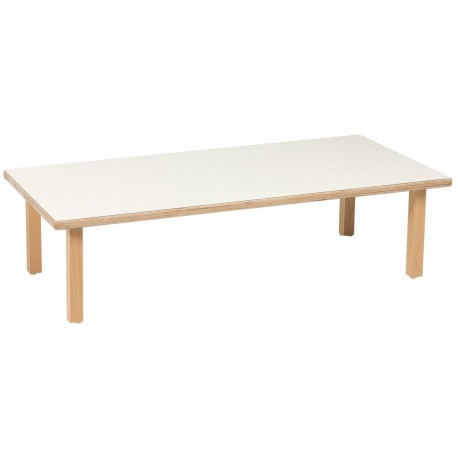 Toddler Table: Large Rectangle (118 x 59 x 31 cm)