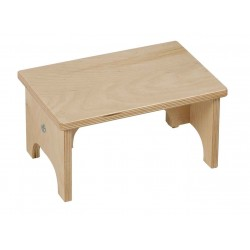 Toddler Work Stool: Small (30.5 x 20.5 x 16.5 cm)