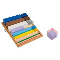 Материал с кубчета