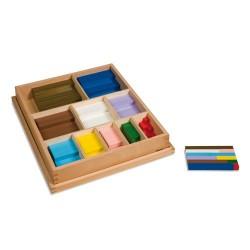 Цветни пръчици за броене