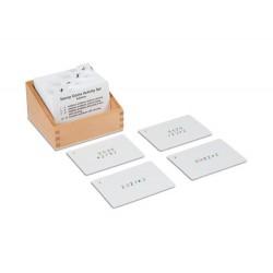 Комплект със задачи за Играта с печати