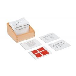 Комплект със задачи за Питагорово табло