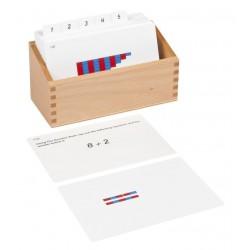 Комплект със задачи за Числови летви