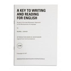 Ключ за писане и четене на английски език