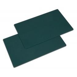 Green boards blank: set of 2