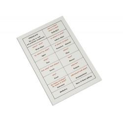 Контролна диаграма за анализ на изречение