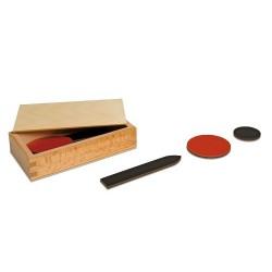 Комплект стрелки и кръгове за анализ на изречението