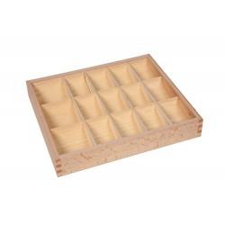 Grammar symbols box: 15 compartments