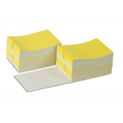 Writing booklets: yellow- large (100)