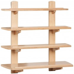 Floor - wall frame for metal insets