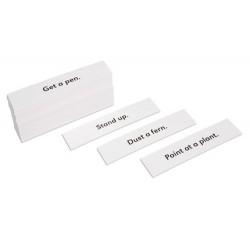 Simple commands: Set 2