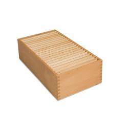 Кутия за втория комплект от карти по ботаника