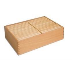Кутия за третия комплект от карти по ботаника