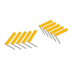 Резервни знаменца: Жълти (10)