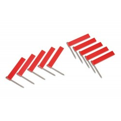 Резервни знаменца: Червени (10)