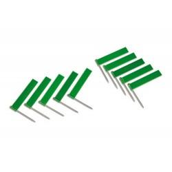 Резервни знаменца: Зелени (10)