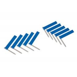 Резервни знаменца: Сини (10)