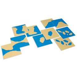 Land Form Cards