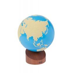 Глобус: Суша и вода