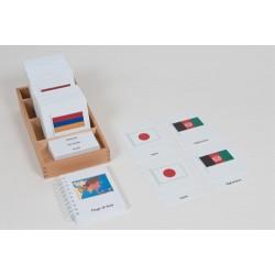 Знамена на държави- Азия