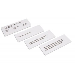 Land And Water Forms: Command Cards 1