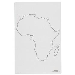 Африка: Очертания (50)