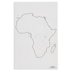 Африка: водоеми (50)