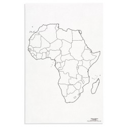 Африка: Политическа (50)