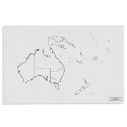 Австралия: Държавна граница (50)