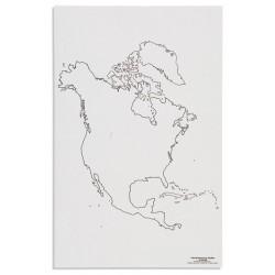 Северна Америка: Очертания на континента (50)