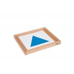 Карти с геометрични фигури за демонстрационна табла