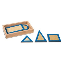 Геометрични равнинни тела с кутия