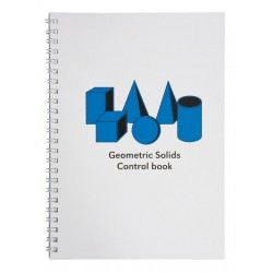 Контролна книга за геометрични фигури
